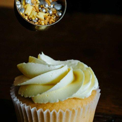 Vanille | Cupcakes
