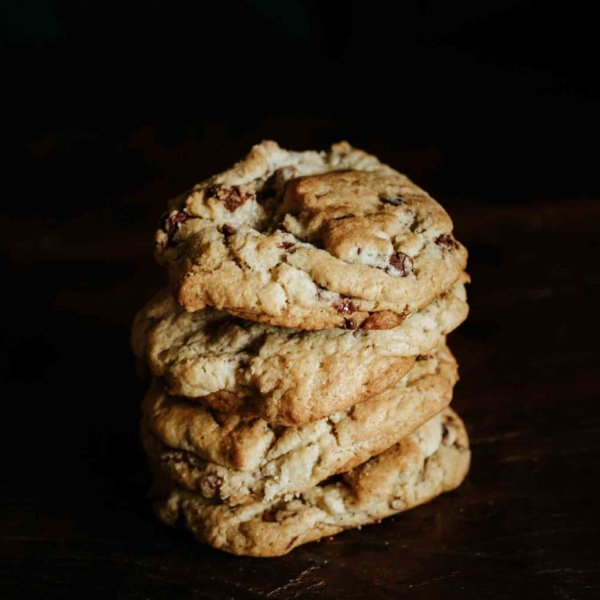 Chocolate Chip Cookies Backbox