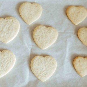 Herzen Kekse