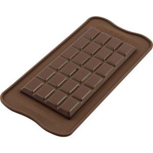 Silikomart Schokoladen Tafel