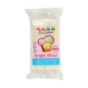 FunCakes Fondant - Bright White
