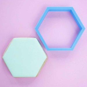 """Kreis Ausstecher """"Cutter - Hexagon""""   Sweet Stamps"""